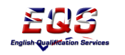 EQS – English Qualification Services Logo